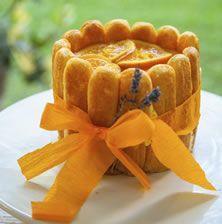 Ένα από τα πιο ανάλαφρα και δροσερά γλυκά που έχετε φτιάξει ποτέ! Με διακριτικό άρωμα πορτοκαλιού
