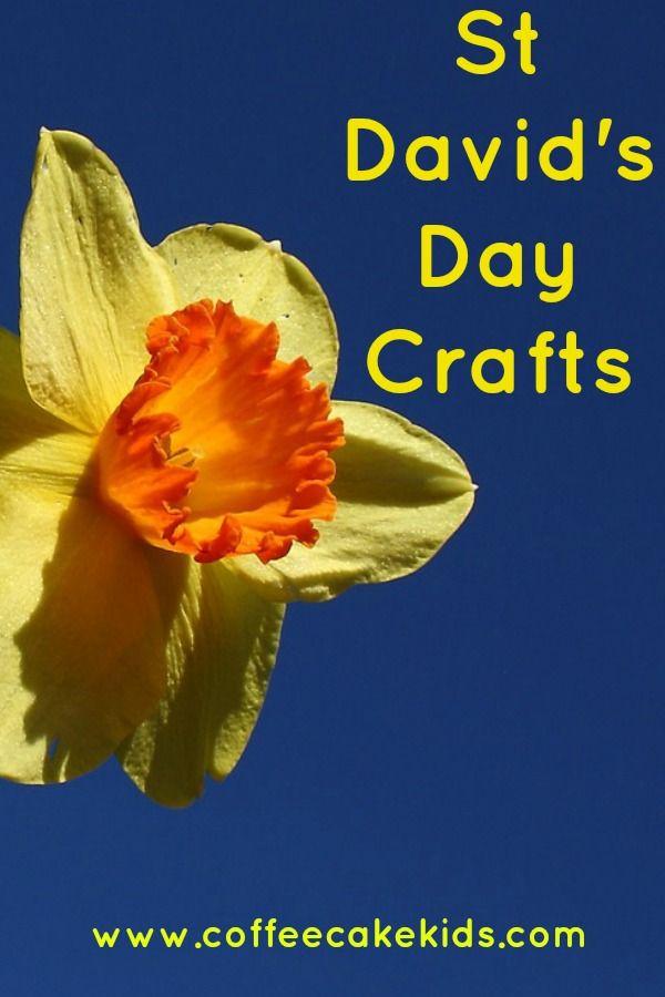St David's Day Crafts