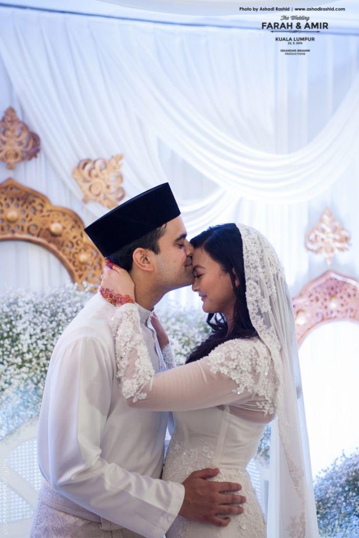 Indoor Modern Malay Wedding Reception