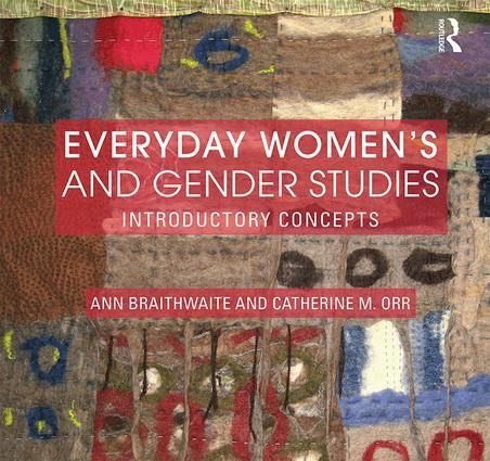 Everyday Women's and Gender Studies: Introductory Concepts (Paperback) book cover