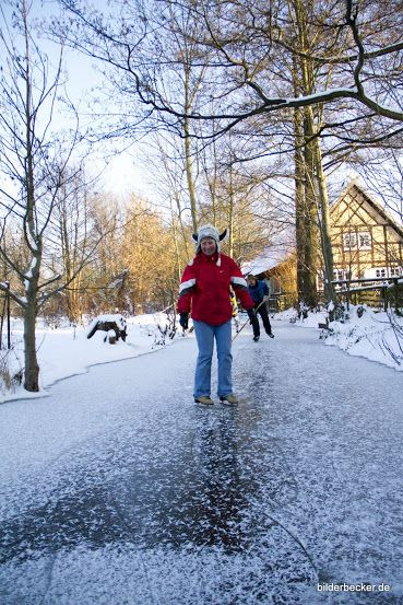 #Sternstunden im #Winter im #Spreewald  www.spreewald-hotel-stern.de