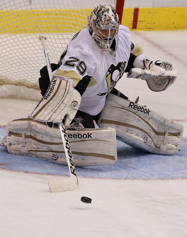 Marc-Andre Fleury (Ronald Martinez/Getty Images)