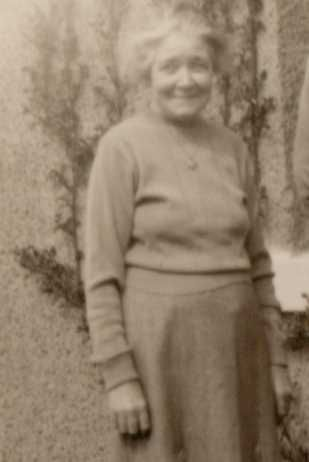 My Grandmother Mary Sinclair nee McGeary