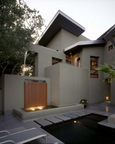Contemporary Grey House Exterior Waplag Natural Stone Of: 10 Best Images About Modern Acrylic Stucco On Pinterest
