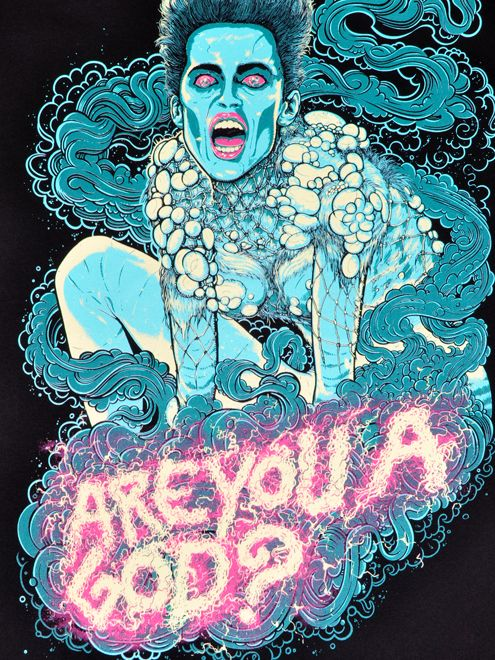 Are You a God? You better say yes.