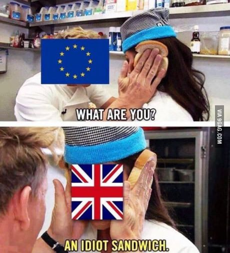Well done Britain