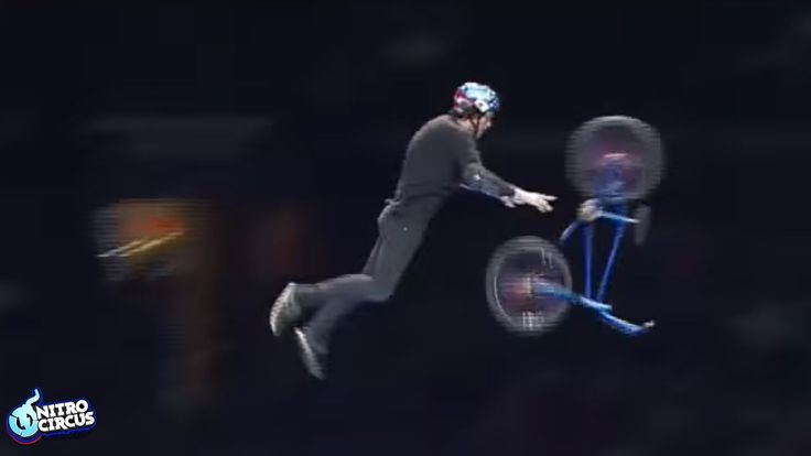 cool World First Nothing Front Bike Flip - R Willy