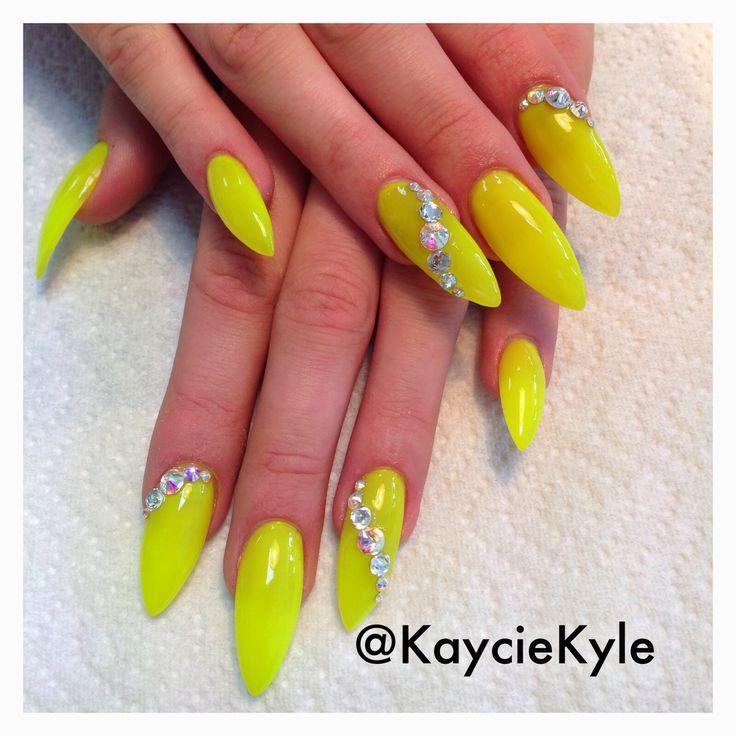 Sexy lemon yellow