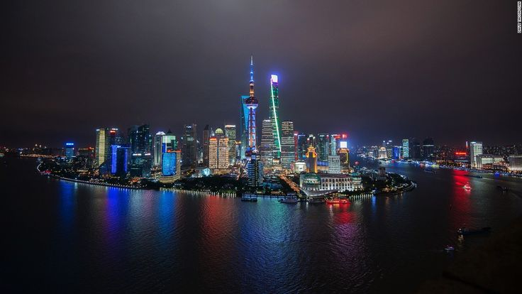 """The skyline of Lujiazui comprises of some of the city's most iconic skyscrapers, including Shanghai World Financial Center, Oriental Pearl Tower and Shanghai Tower. One of the best places to take in the view is from Vue Bar on the 32nd floor of <a href=""""http://shanghai.bund.hyatt.com/en/hotel/home.html"""" target=""""_blank"""">Hyatt on the Bund</a>. <em><br />199 Huangpu Rd, Hongkou, Shanghai; +86 21 6393 1234</em>"""
