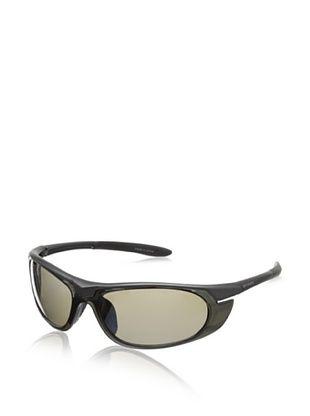 68% OFF Columbia Men's CBC400 Sunglasses, Black/Gray