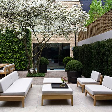 Luciano Giubbilei - Projects i love his work! high maint. but beautiful, modern garden design