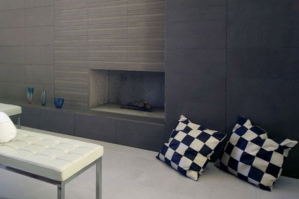 Cement-like tiles for modern flooring and wall coverings - Fiandre