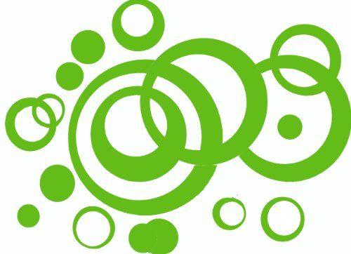 Lime Green Wall Decor best 25+ green wall stickers ideas on pinterest | custom wall