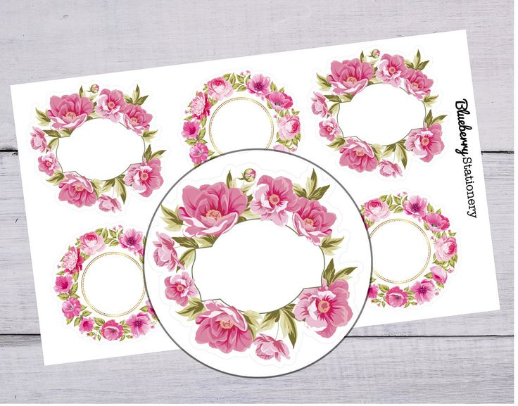 Stickers Peonies. flower. Spring. Planner Stickers Planner. Office sticker. Letter stickers. stationery. Filofax. scrapbook. Project life de la boutique BlueberryStationery sur Etsy
