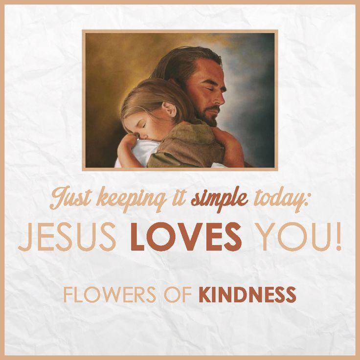 Jesus loves you :: ♥ ::