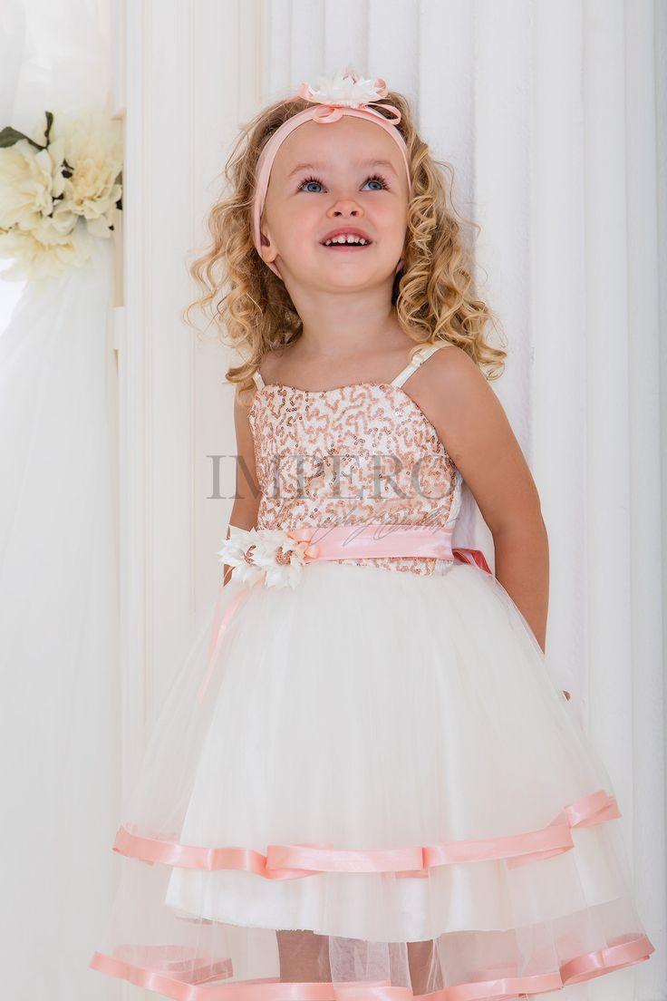 MILLY  #damigelle #paggetto #wedding #matrimonio #nozze #rosa #pink #bianco #white