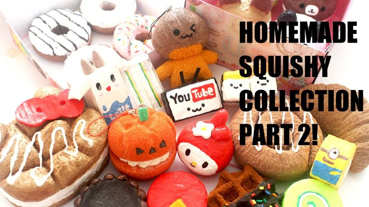 Homemade Squishy Collection Part 1 : 1000+ images about Homemade squishies on Pinterest