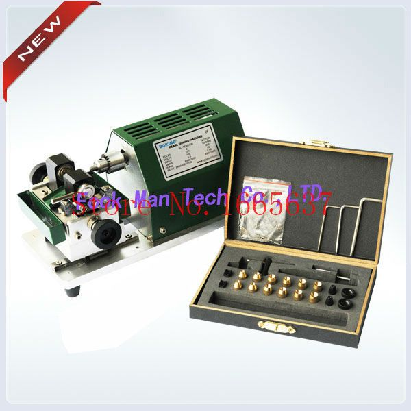 Promotion   Pearl Drilling Machine,Pearl chucks with 7pcs Tungsten Steel Needle and one piece handle,Jewelry tools & equipment