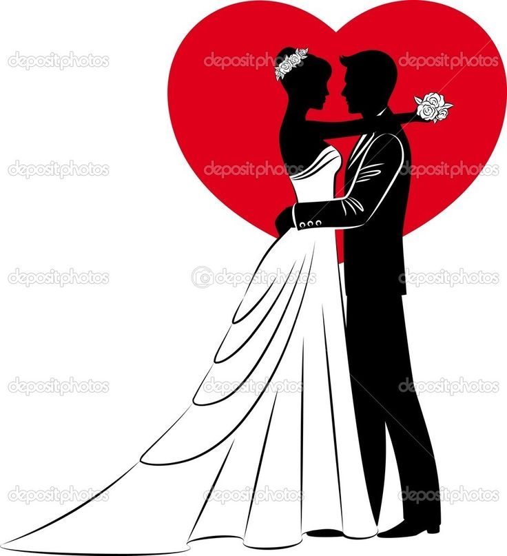 17 Best images about bride clipart on Pinterest | Wedding, Wedding ...