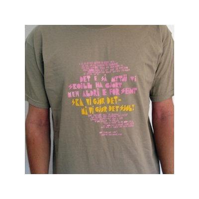 Yokoland T-shirt 3. I found this on shop.visualjunkie.no