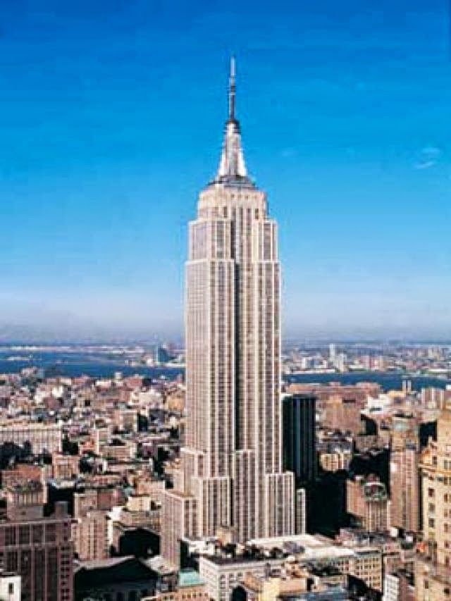 50 most popular tourist attractions in the world empire state building new york ny usa let. Black Bedroom Furniture Sets. Home Design Ideas
