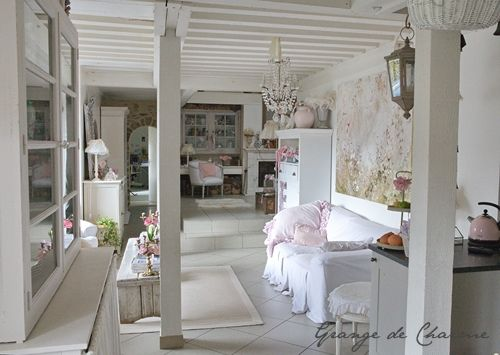 1000 images about decorate vintage shabby chic on pinterest - Decoratie de charme chic ...