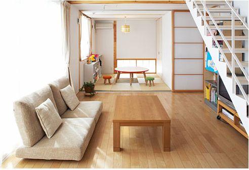 style muji House