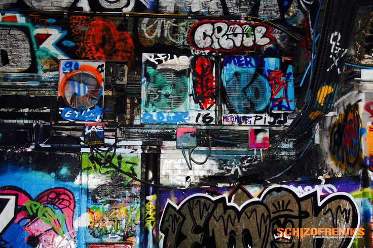 https://flic.kr/p/KZzsQV   Leake Street London SE1 - Graffiti tunnel (credit…