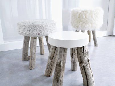 I don't understand the language on the site, but I LOVE these little stools!!