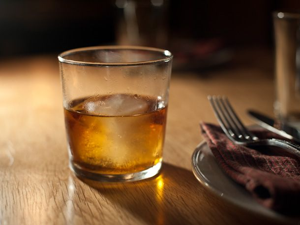 Carpenter's Hand from Lolinda 2 ounces armagnac, such as Delord 1/2 ...