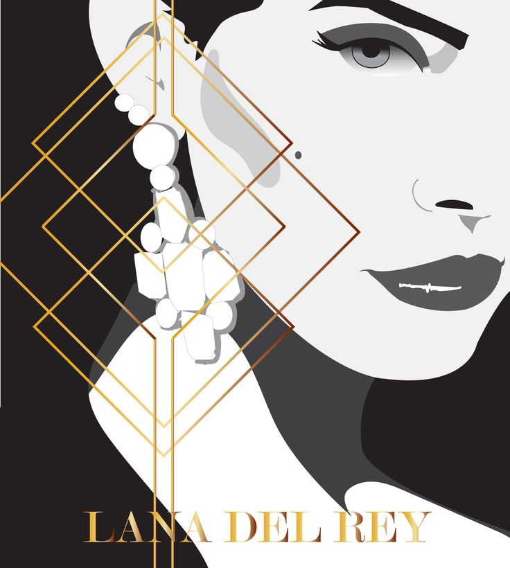 1000 images about iphone wallpaper on pinterest iphone for Art deco lana del rey