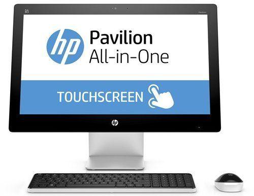 "nice HP Pavilion 23"" Full-HD IPS Touchscreen All-in-One Desktop Laptop, AMD Quad-Core A6-7310 2.0GHz, 8GB RAM, 1TB HDD, USB Three.zero, DVDRW, HDMI, 802.11ac, Bluetooth, Home windows 10 (Licensed Refurbished)"