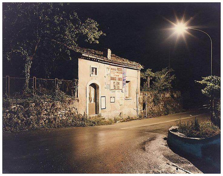 San Martino Valle Caudina From the series Paesaggio italiano 1990 http://www.matthewmarks.com/new-york/artists/luigi-ghirri/selected-works/