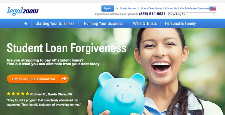 """LegalZoom Wants To Be """"The Good Guys"""" In Shadowy World Of Student Debt Relief"""