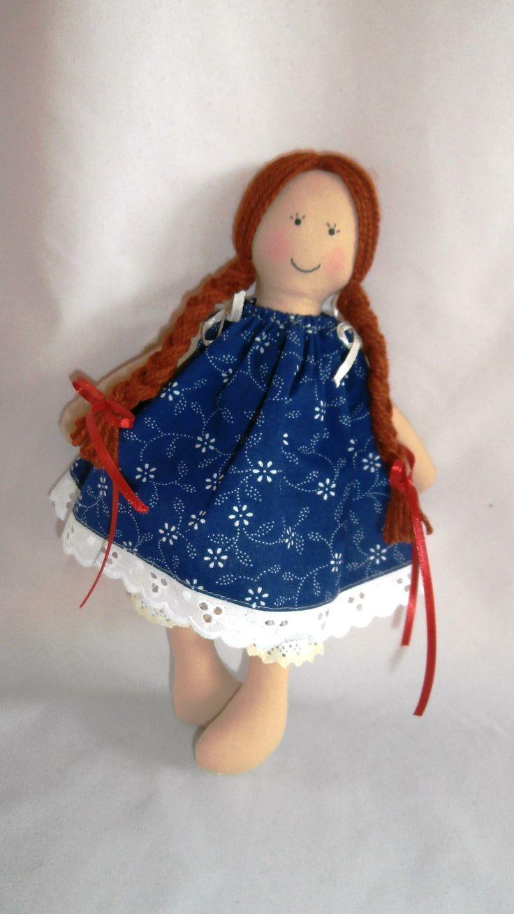 Sára, Hungarian clothdoll