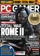PC Gamer March 13 #gamer #gaming #magazines