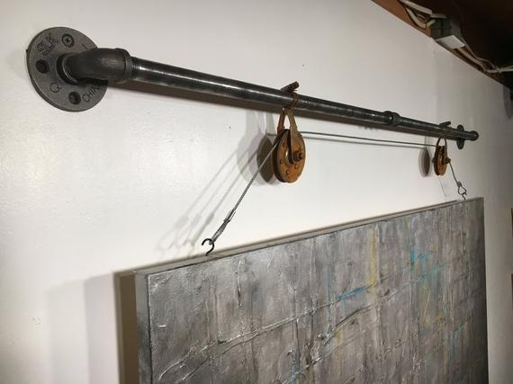 Abstrakte Malerei, Acryl-Wand-Kunst, ursprüngliche Kunst, Industrie, Geschenk, Wohnzimmer, Wand-Dekor, Jmjartstudio, Silber Geburtstag