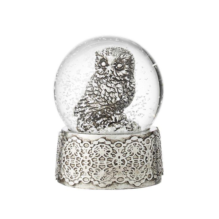 Serafina Snöglob S, Silver 124 kr. - RoyalDesign.se