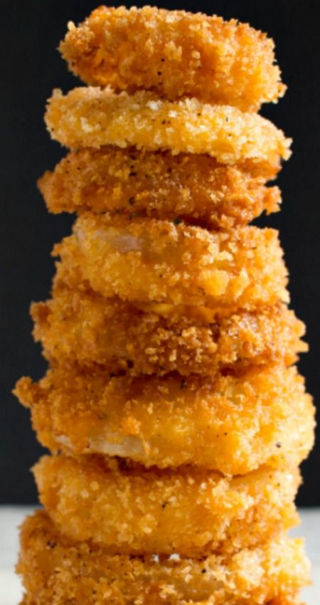 Chicken onion straws recipe