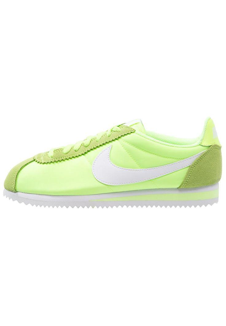 Nike Sportswear CLASSIC CORTEZ Tenisówki i Trampki ghost green/white