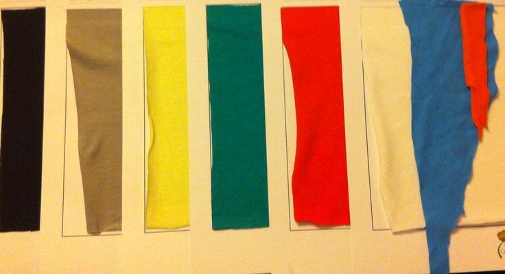 ya estan en Chile los #colores para la #colección 2015 de C2Organic. #ecomoda #diseñosustentable