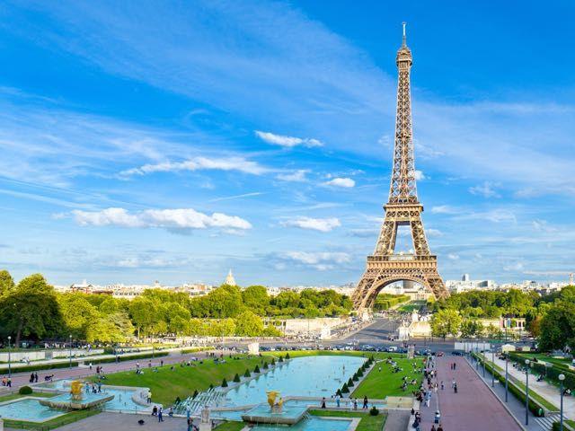 Vuelos baratos a París - Billetes al mejor precio en eDreams