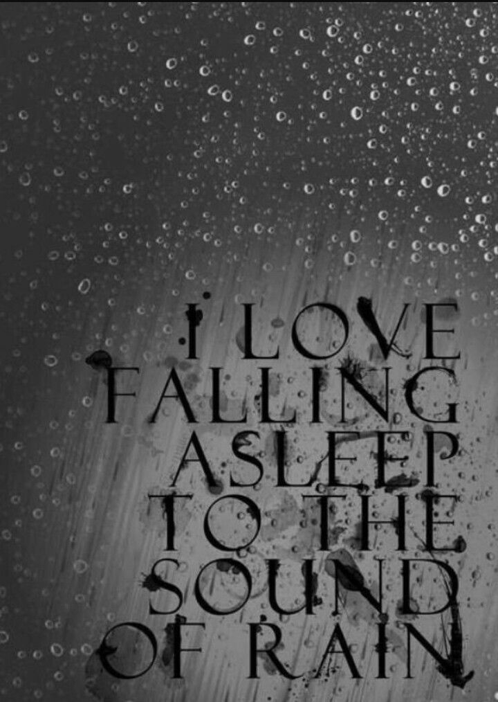 Its THE Most Comforting Sound.falling Asleep With The Sound Of Rain  Pattering On The Tin Roof In The Background.