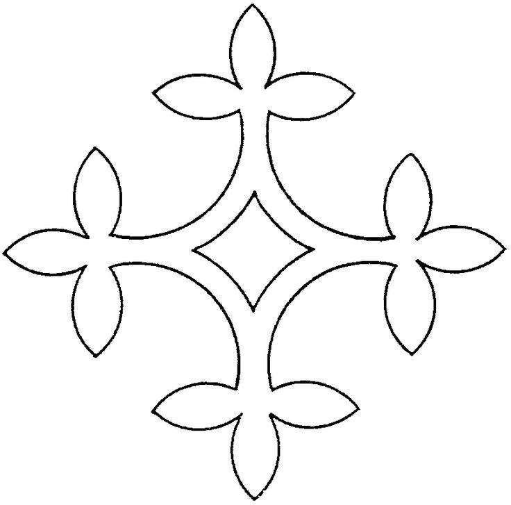 Outline Embroidery Designs For Tablecloth