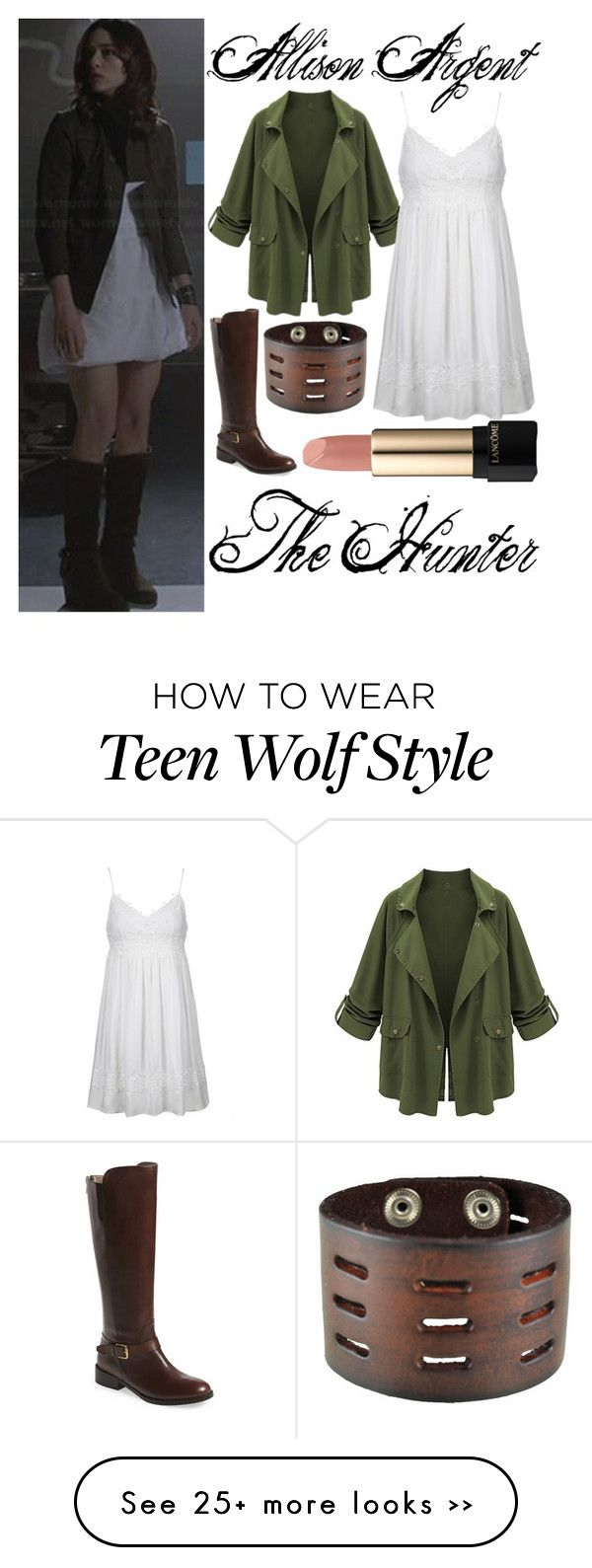 """Allison Argent"" by modaamante on Polyvore"