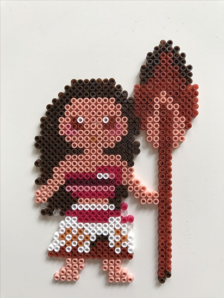 807 best nietitos images on pinterest bead patterns fuse beads and hama beads - Model perle a repasser ...