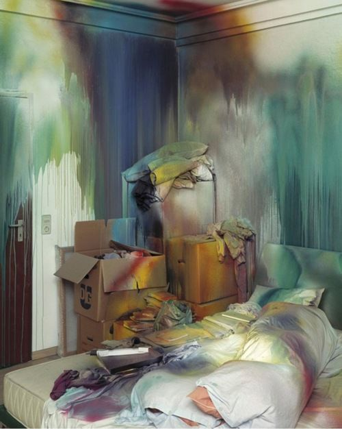 .Bedrooms Theme, Katharina Gross, Bedrooms Redo, Katharinagross, Art, Painting Wall, Bedrooms Decor, Painting A Room, Painting Room