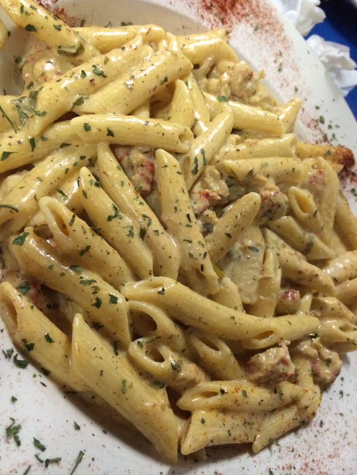 Crawfish pasta | Food & Cooking | Pinterest