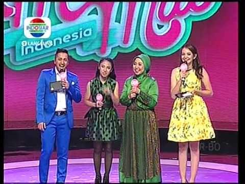 Mamamia Indosiar 2014 Farida Lamongan Komentar Juri @ Konser Nominasi 8 ...