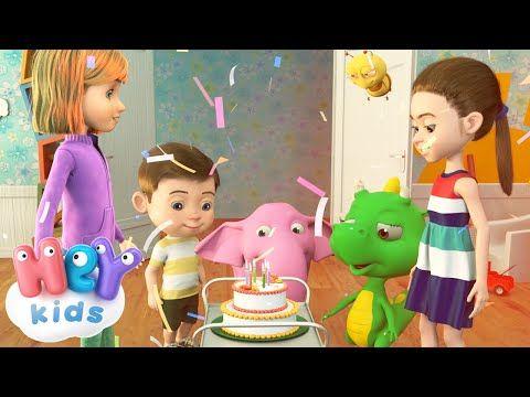 CUMPLEAÑOS FELIZ Princesa Sofia, Jake, Miles del Futuro, Doctora Juguetes | Canciones Infantiles - YouTube